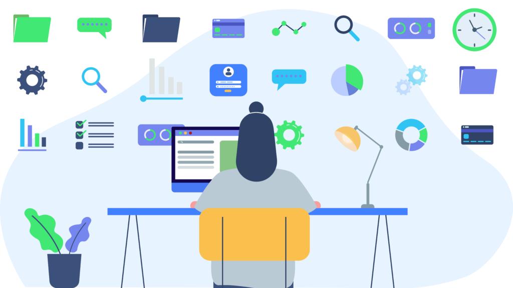 A solução de gestão para PMEs em vídeo explicativo